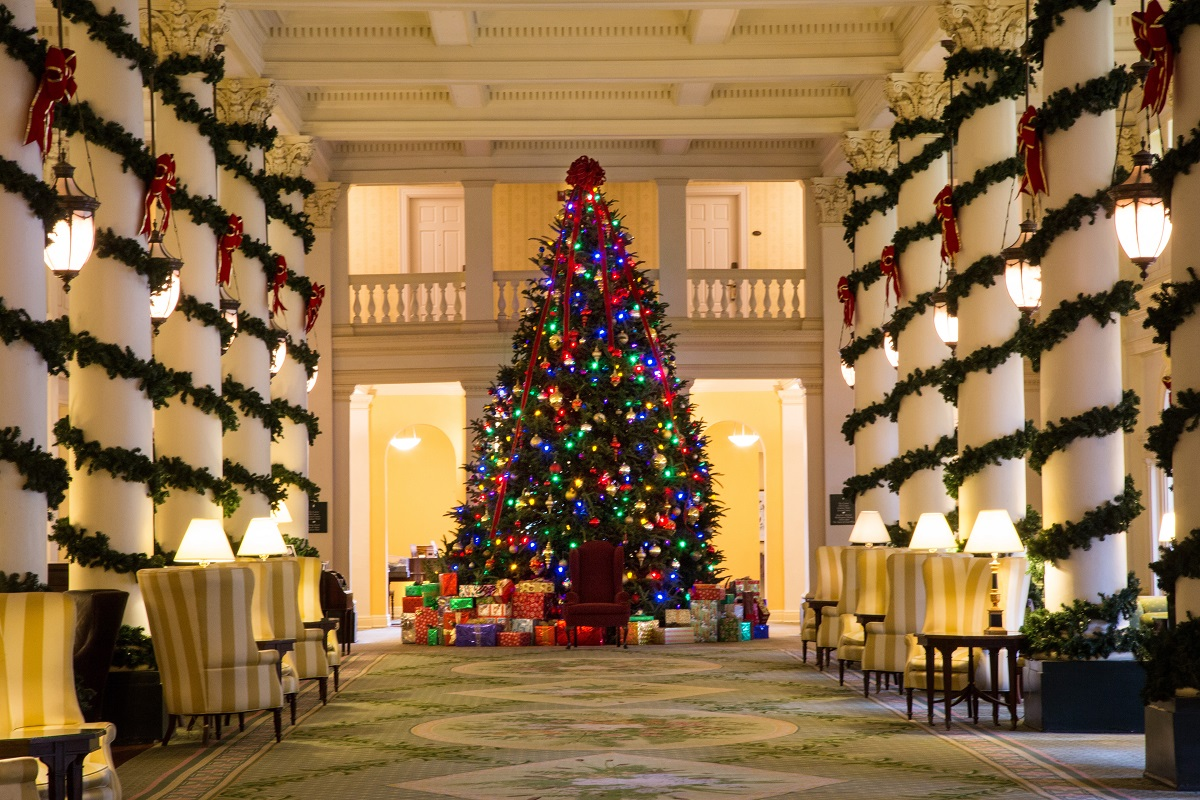 Hotels on Offer for Christmas