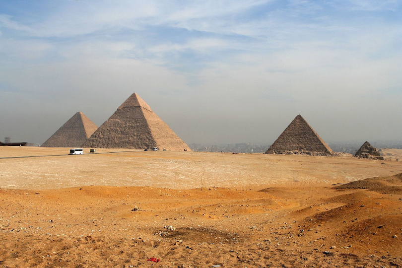 Cities and landmarks to visit in Africa
