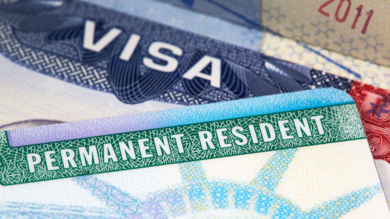 What is the procedure and timeline for an employment-based green card